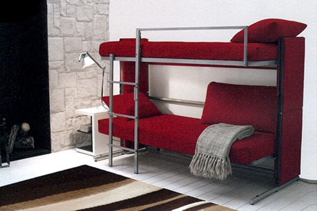 Swell Doc Sofa Bunk Bed Vurni Onthecornerstone Fun Painted Chair Ideas Images Onthecornerstoneorg