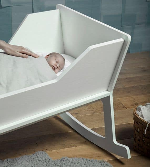 Rockid The Chair That Rocks The Cradle Vurni