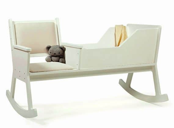 Rockid The Chair That Rocks Cradle, Rocking Chair Cradle Combo Plans