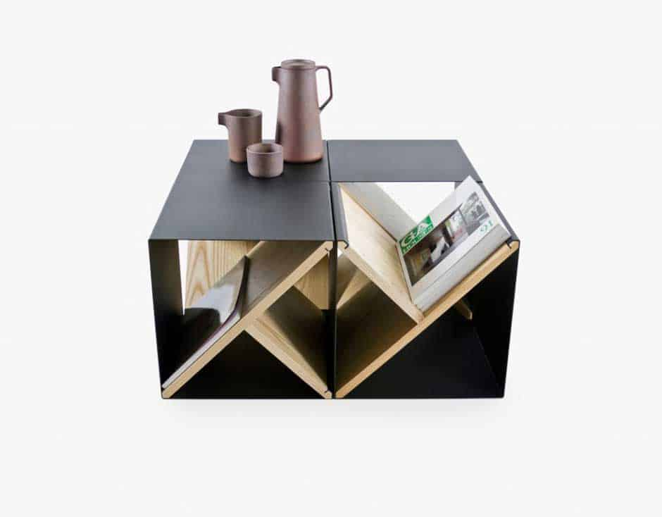Steel-Stool-coffee-table
