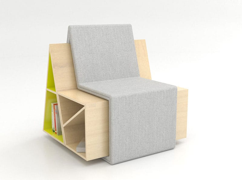 Domus Chair Extended