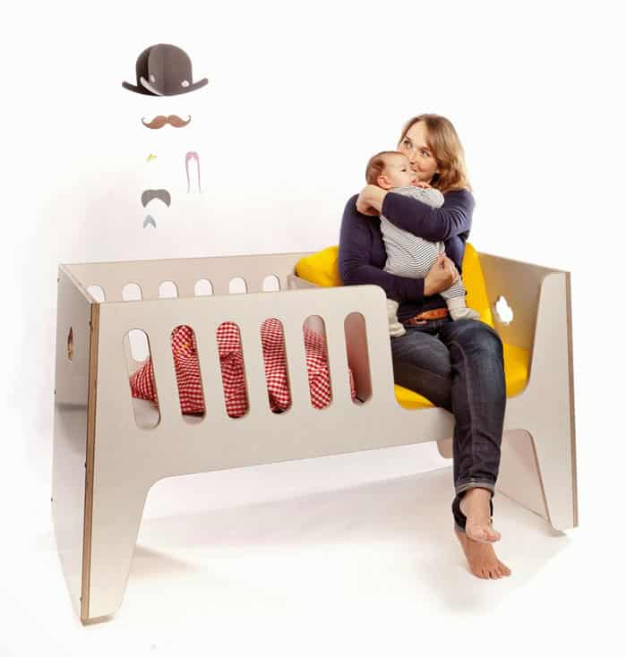 Rocky Has A Long Usability Because It Is Flexible And Adaptable Grows Changes With Your Child First Combination Of Cradle For The Baby