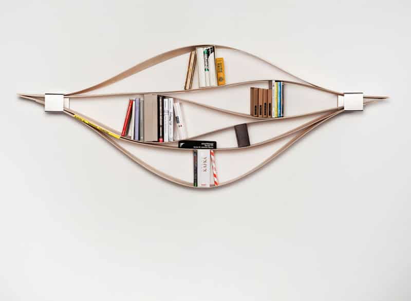 Chuck wall shelf by Hafriko