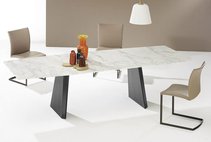 Fontana With Natural Stone Table Top