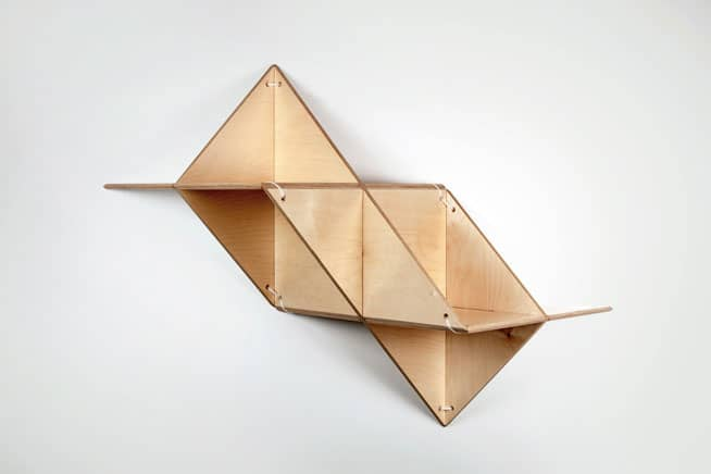 Origam T Shelf T5 By J1 Studio