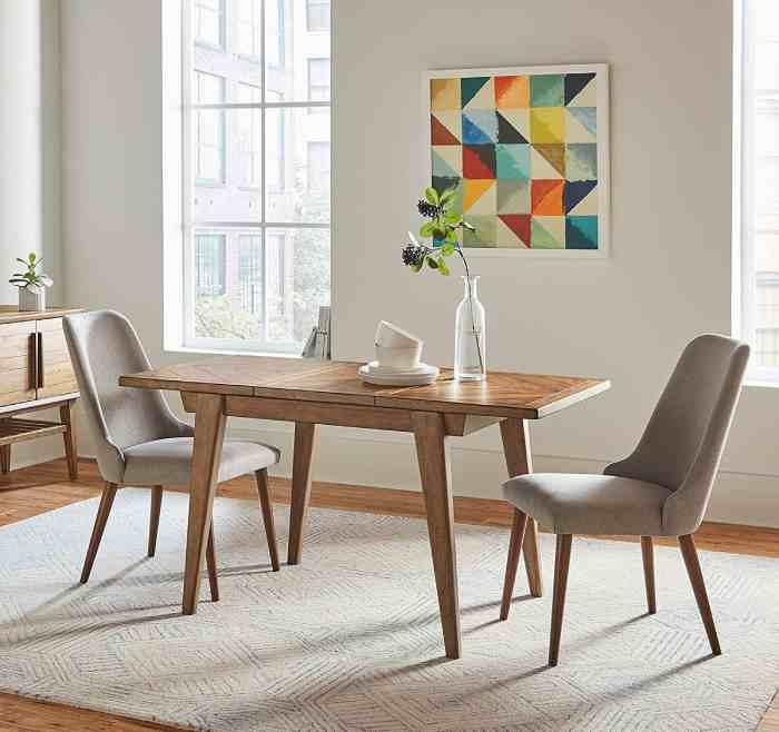 25 Extendable Dining Tables Vurni