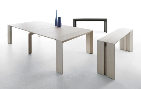 29. The Side Table Thatu0027s Extendable To Dining Table