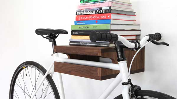 elegant indoor bike storage - Indoor Bike Rack