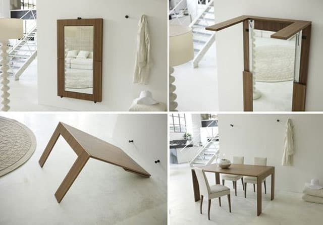 Tip-over-table
