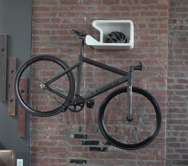 16 Wall Mounted Multipurpose Indoor Bike Racks Vurni