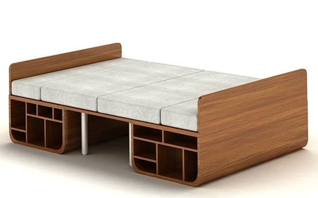 Combo for dining socializing and sleeping vurni for Functional furniture