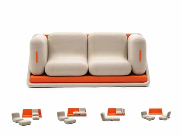 24 Multifunctional Convertible Sofas Vurni