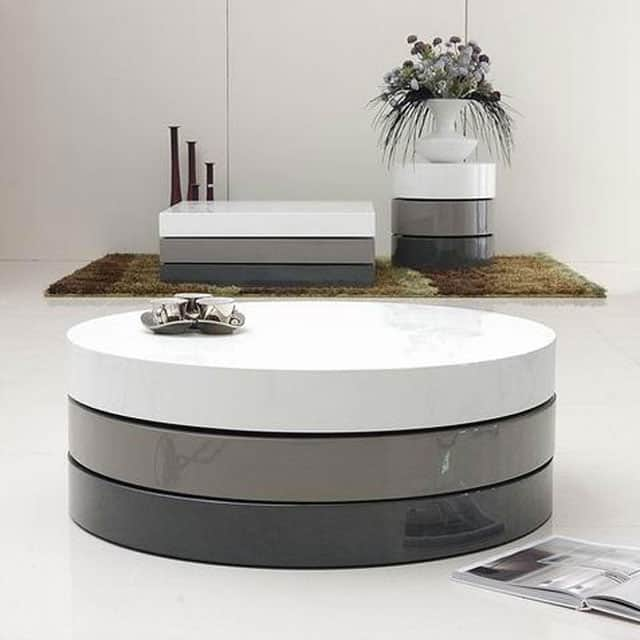 21 Coffee Tables With Hidden Storage Space Vurni