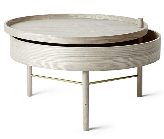 Turning-coffee-table