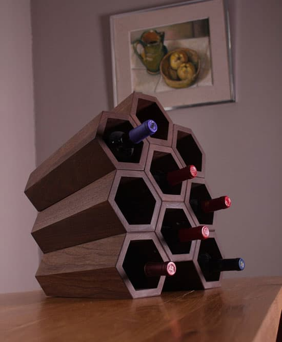 Walnut-wine-rack
