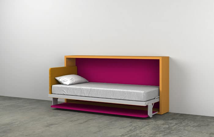 Kali-wall-bed-open