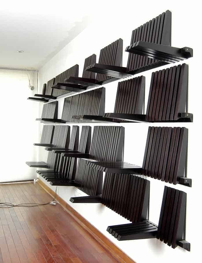 Piano-Shelf-wooden-wall-shelf