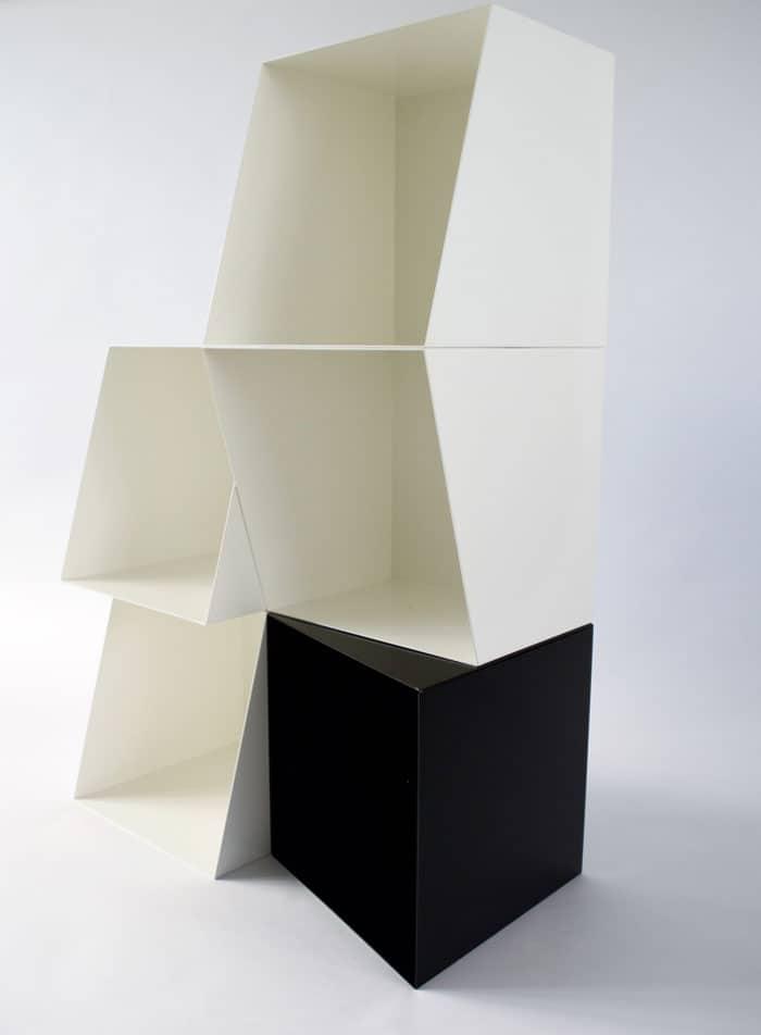 Totem Bookcase Nicolette De Waart