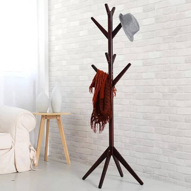 These 40 Stunning Coat Stands May Be Too Sleek For Your Hallway Vurni Gorgeous Hall Tree Coat Rack