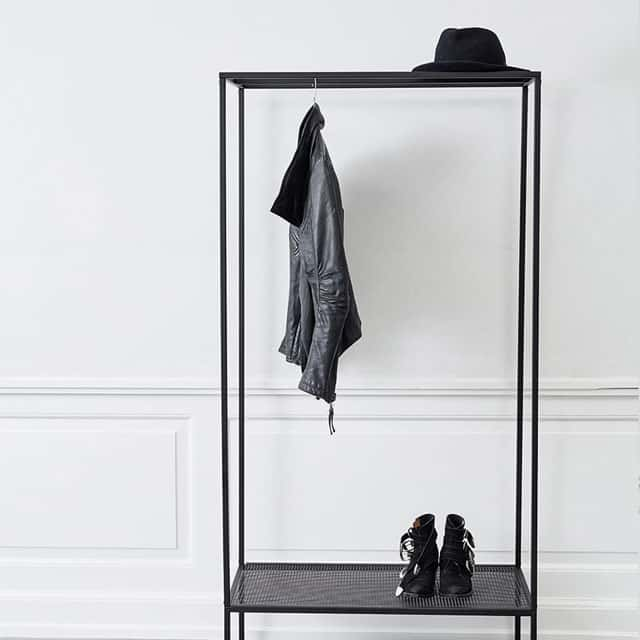 Grid Coat Stand