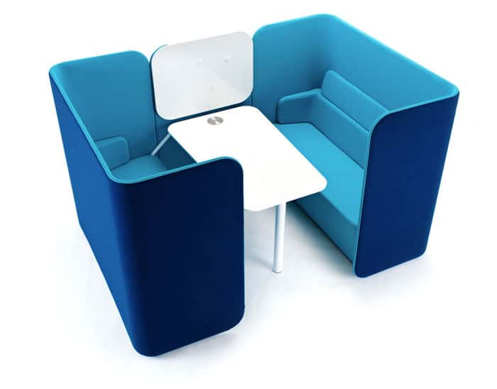 Modular Office Seating Systems Vurni - Modular conference table system