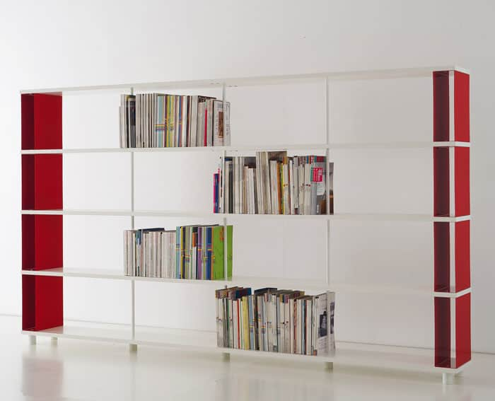 Minimalist bookcase best home design 2018 for Best books on minimalism