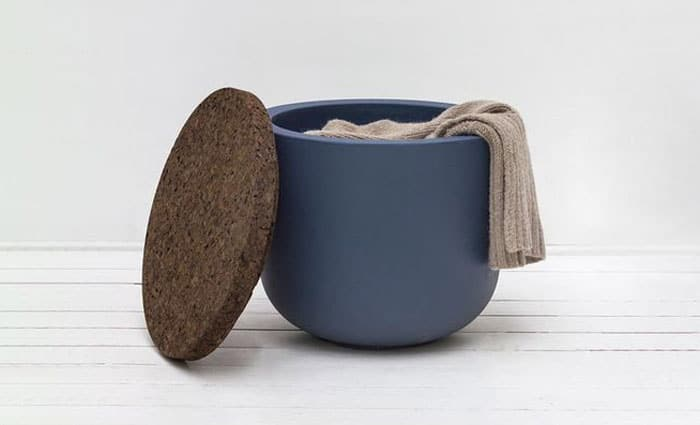 Cup-Container-Stool