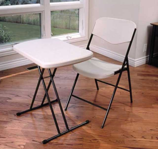 Folding-Personal-Table-set