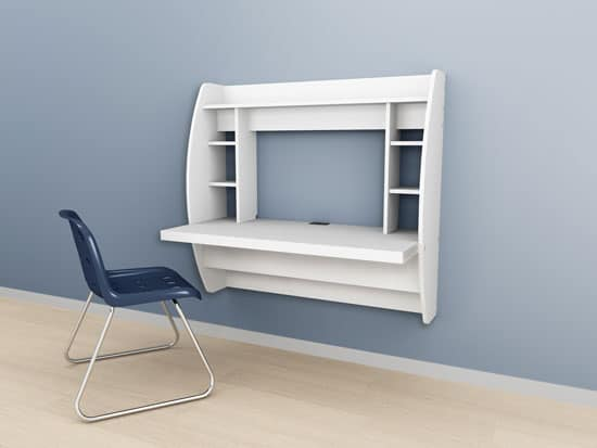 storage saving furniture. The Prepac White Floating Desk Makes A Beautiful And Space-saving Addition  To Any Room Of Your Home Or Business. This Desk Has Everything You Need For Storage Saving Furniture
