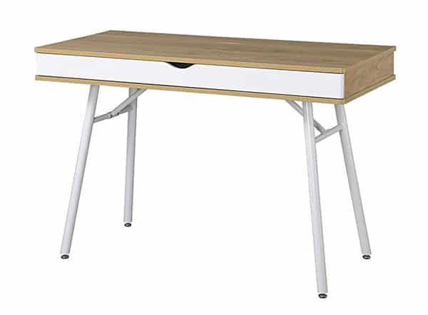 Small Modern Computer Desk Cool 15 Modern Small Home Office Desks  Vurni Design Inspiration