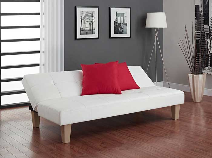 Modern Convertible Sofa Beds Sleeper Sofas Vurni - Table converts to bed