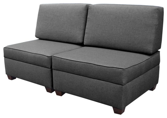 Honestly You Could Fit Your Entire Living Room Décor Into This Multifunctional Sleeper Sofa Bed From Duobed It S Both A Storage Item And Comfortable