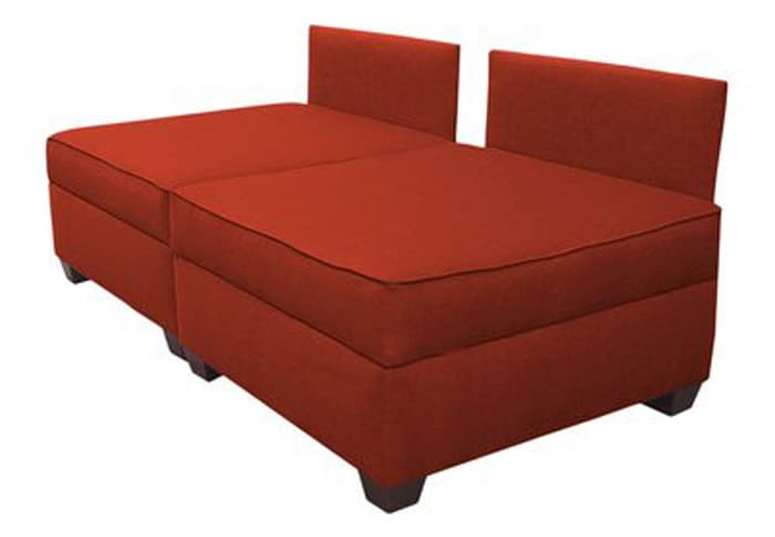 Duo modern sofa bed