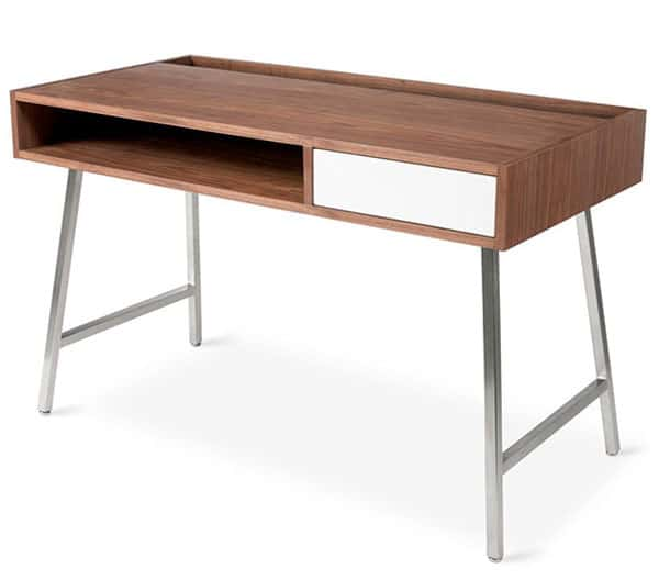 Prepac Floating Desk With Storage For Small Space Home