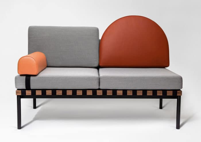 GRID Sofa For Compact Spaces