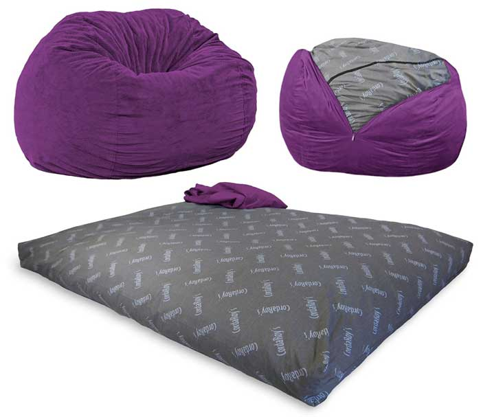 Beanbag Sleeper Chair