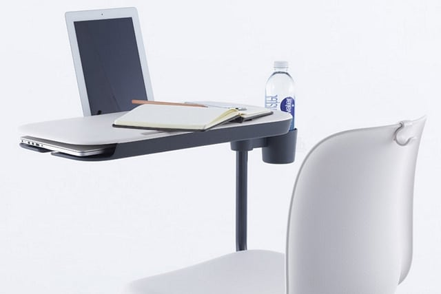 Sixe Learn Chair With Desk