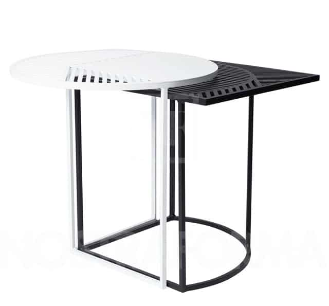 Iso-Side-tables