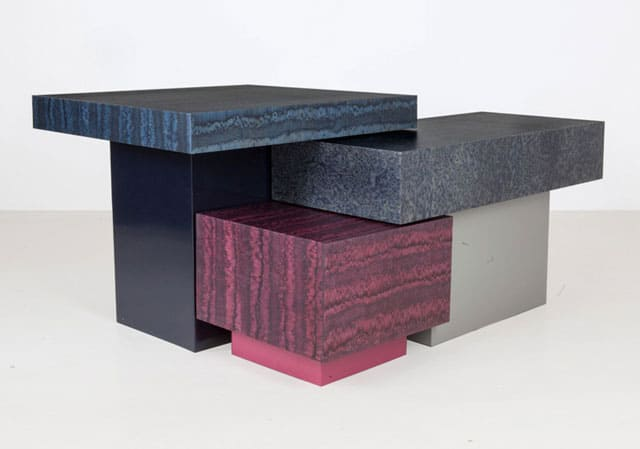 osis nesting tables