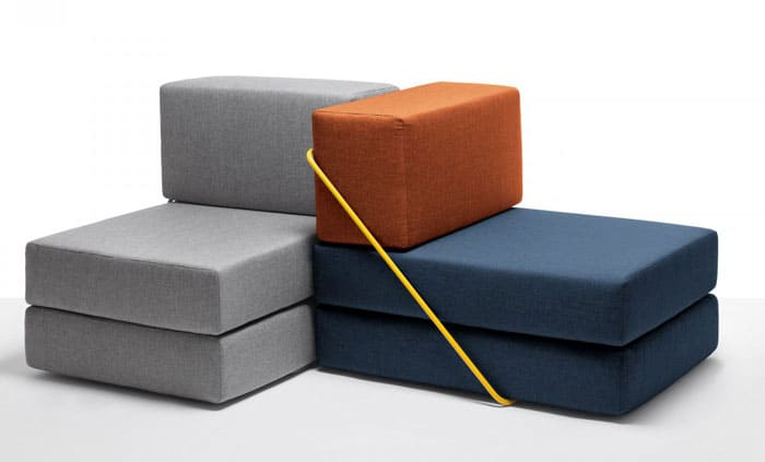 Modular Seating Cubes Home Design