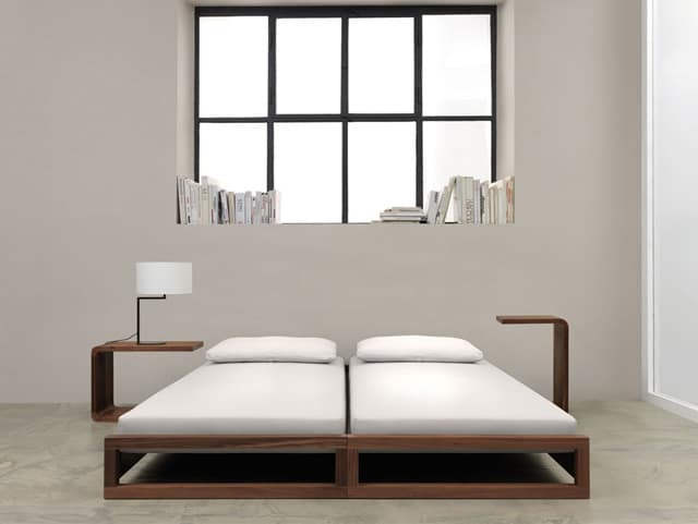 Suitable As A Permanent And Double Bed