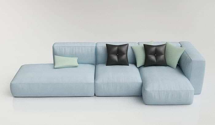 mags is a modular seating unit which offers endless u2013 a small couch a lounger or a long corner unit itu0027s designed as a lifelong investment