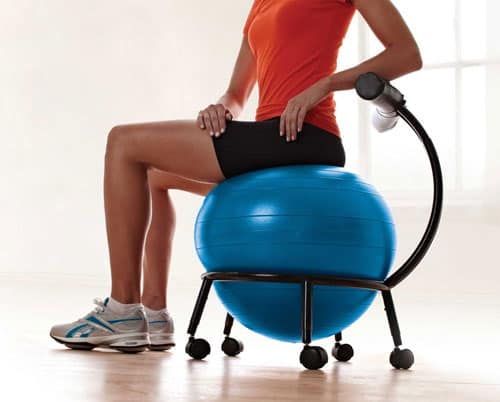 exercise finding desk attachment chair design ball balance chairs incredible medicine