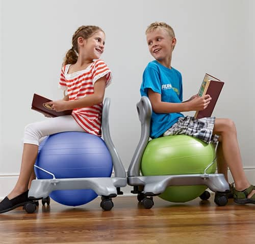 9 Best Balance Ball Chairs For Sitting Behind A Desk Vurni