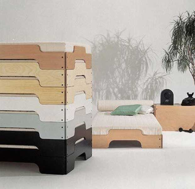 Stackable-Bedding