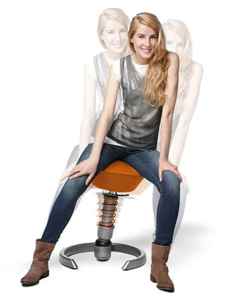 If You Want A Truly Durable Ergonomic Chair, This Swopper Stool Is A Great  Option. Granted, Itu0027s Not Perfect, But You Get Some Pretty Outstanding  Quality ...