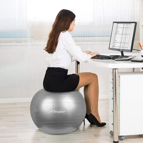 16 Best Balance Ball Chairs For Sitting Behind A Desk Vurni