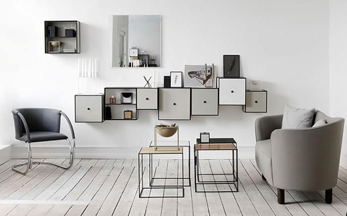 Frame Storage Modules By Lassen Vurni
