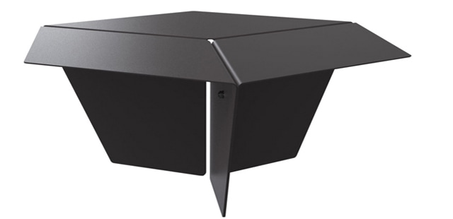 In Reality, The Kuban Coffee Table Is A Flat Top Table That Likes To Play  Tricks On You, But Donu0027t Be Mad That It Fooled You; Its Clever Design Makes  It One ...