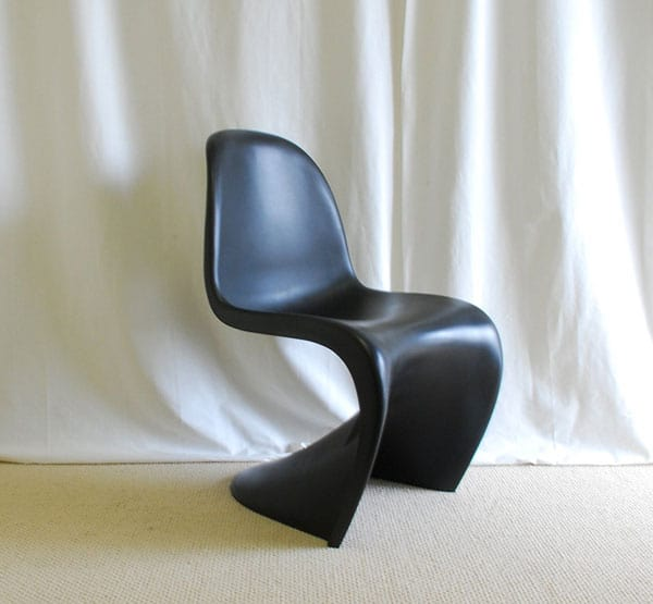 sshape stackable chair